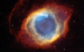 Картинка звезды, туманность, фото, Хаббл, вселенная, телескоп