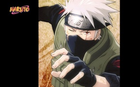 Картинка рука, перчатки, повязка, Naruto, шрам, жилет, sharingan, ninja, Hatake Kakashi, Наруто Ураганные хроники, by Masashi …