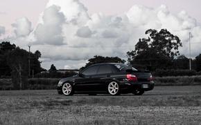 Картинка спорткар, cars, auto, wrx, sti, Tuning, sportcars, wallpapers auto, Subaru Impreza, Tuning cars