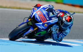 Картинка MotoGP, Jorge Lorenzo, Yamaha M1
