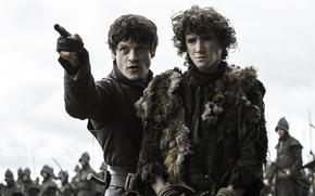 Картинка Game of Thrones, serial, Ramsay Bolton