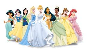 Картинка рисунок, персонажи, дисней, disney, принцессы
