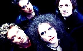Картинка Alternative rock, New Wave, Post Punk, The Cure, Кьюр, Gothic rock, Robert Smith, Роберт Смит, …