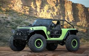 Картинка Concept, внедорожник, Jeep, 2016, Trailcat