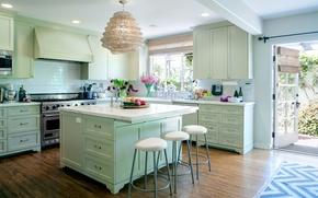 Картинка дизайн, мебель, кухня, Интерьер