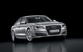 Картинка Audi, серебро