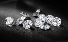 Картинка камни, бриллианты, драгоценность макро