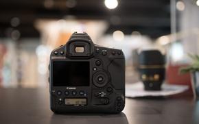 Картинка вид, камера, Canon