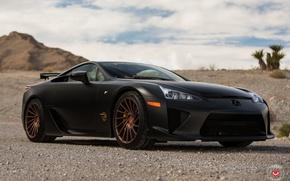 Картинка Lexus, Forged, Series, Vossen, LFA, Precision
