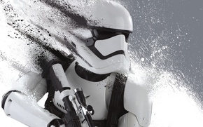 Обои Star Wars, Fantasy, Warrior, with, The, Wallpaper, Force, Harrison Ford, Year, EXCLUSIVE, Weapons, Walt Disney ...