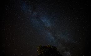 Картинка звезды, ночь, млечный путь