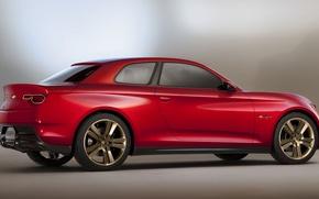 Картинка Concept, Chevrolet, Coupe, Code 130R