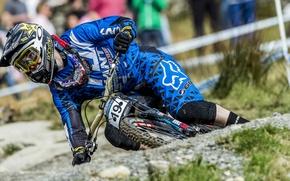 Картинка горный велосипед, cyclist, Danny Hart