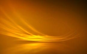 Обои желтый, абстракция, оттенки