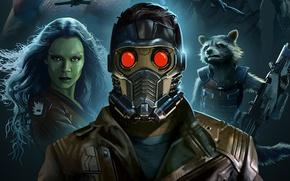 Обои Marvel, Movie, Стражи Галактики, Guardians Of The Galaxy