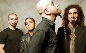 Обои music, system of a down, alternative metal
