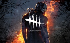 Картинка five, mask, back, dead by daylight