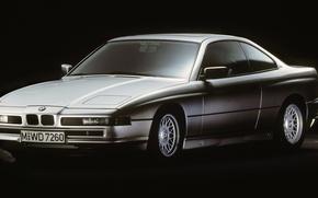Картинка купе, BMW, E31, 1989, Gran Turismo, 8-series