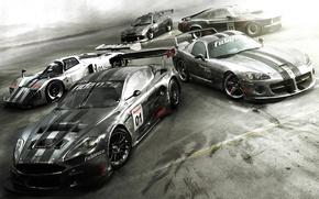 Обои Авто, гонки