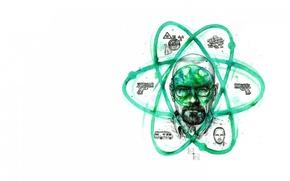 Картинка breaking bad, во все тяжкие, heisenberg