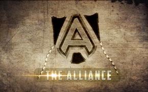 Картинка дота 2, dota 2, альянс, the alliance, pro team