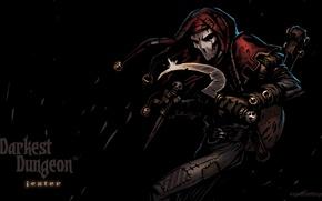 Картинка RPG, Jester, Darkest Dungeon, Red Hook Studios