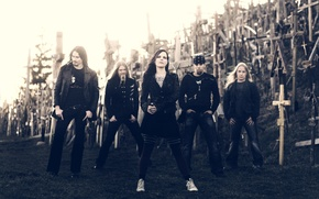 Обои metal, Dark Passion Play, promo, Nightwish, sympho