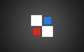 Картинка белый, синий, красный, red, white, россия, триколор, blue, russia, truecolor