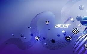 Обои обои, ноутбук, Aspire, Acer, асер