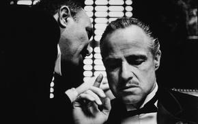 Картинка godfather, Крёстный отец, movie