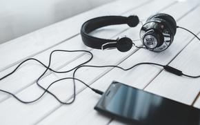 Картинка music, phone, radio, audiculares