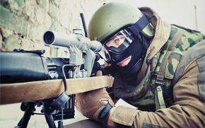 Картинка мвд, комуфляж, собр, шлем, россия, солдат, маска, свд, прицел, боец, снайпер