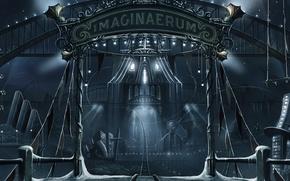 Обои Nightwish, Imaginaerum, парк аттракционов