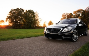 Обои Mercedes-Benz, мерседес, S-Class, W222
