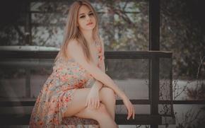 Картинка платье, ножки, губки, макияж-2