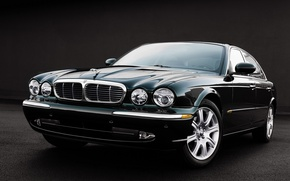Картинка Jaguar, ягуар, седан, Sedan, XJ8