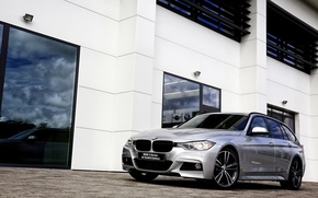 Обои 2015, бмв, F31, 40 YEARS Edition, универсал, Touring, BMW, 330d
