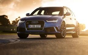 Картинка Audi, ауди, AU-spec, Avant, 2015, RS 6