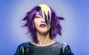 Картинка портрет, причёска, Colors, Hairaward 2015, Madea Petrovic