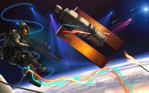 Картинка игры, Космос, илюзия