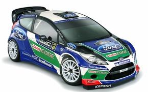 Картинка Ford, WRC, Rally, Fiesta