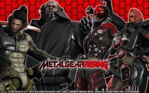 Картинка game, Metal Gear Rising, Jetstream Sam, Jetstream, platinum games, Samuel, PMSC group, Cybernetic, Samuel Rodrigues, ...