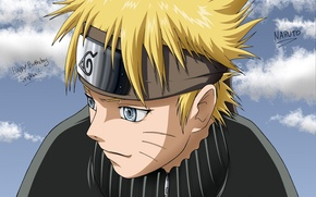 Картинка арт, Аниме, Наруто, Naruto, Uzumaki Naruto, Узумаки наруто