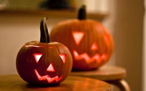 Картинка праздник, тыква, хеллоуин