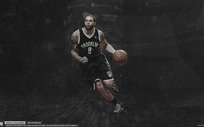 Картинка серость, баскетбол, NBA, Brooklyn Nets, Deron Williams