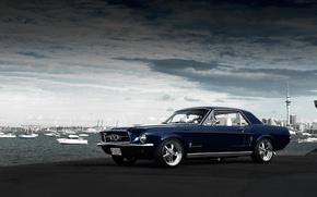 Картинка Mustang, Ford, мустанг, мускул кар, форд, muscle car, 1967, Jake, Andrei Diomidov