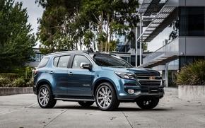 Обои шевроле, концепт, Chevrolet, Concept, трейлблейзер, TrailBlazer