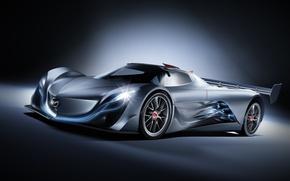 Картинка car, concept, Mazda, мазда, furai, фураи