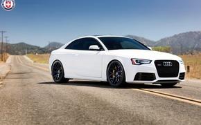 Картинка Audi, RS5, HRE, FF01