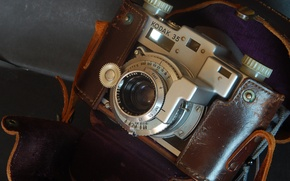 Картинка макро, камера, Kodak RF35